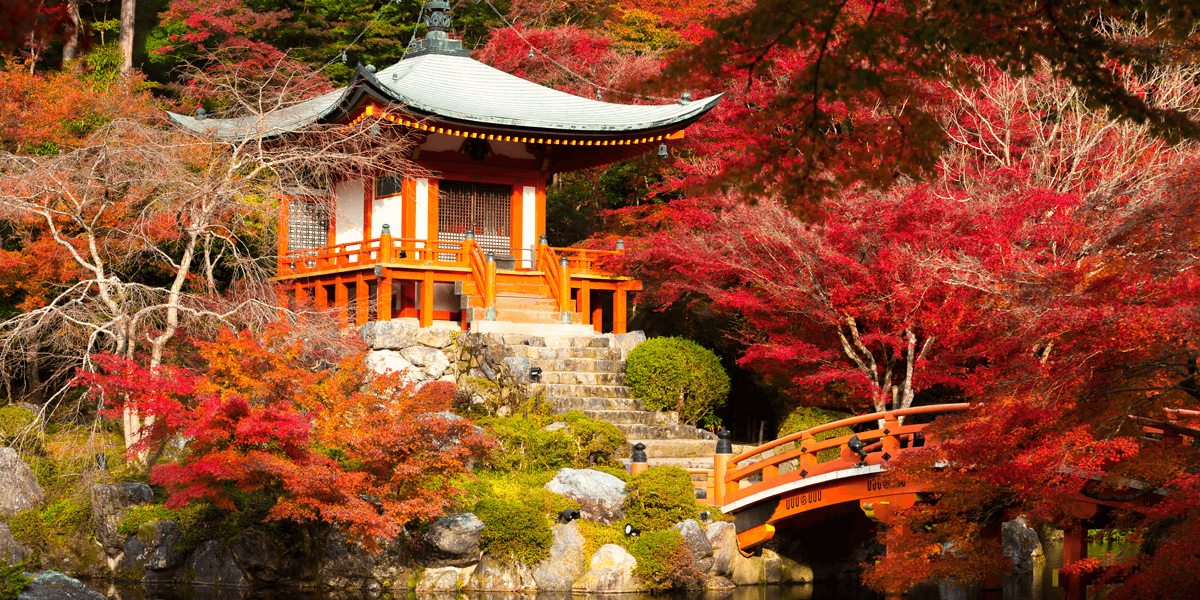 The Best Time to visit Japan: Autumn