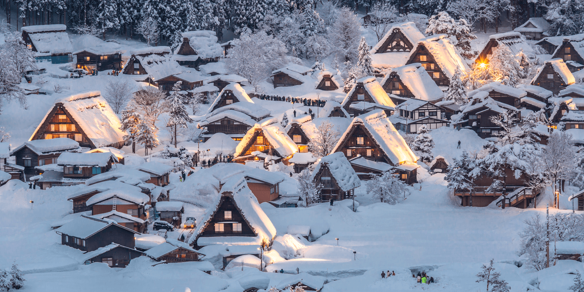 The Best Time to visit Japan: Winter