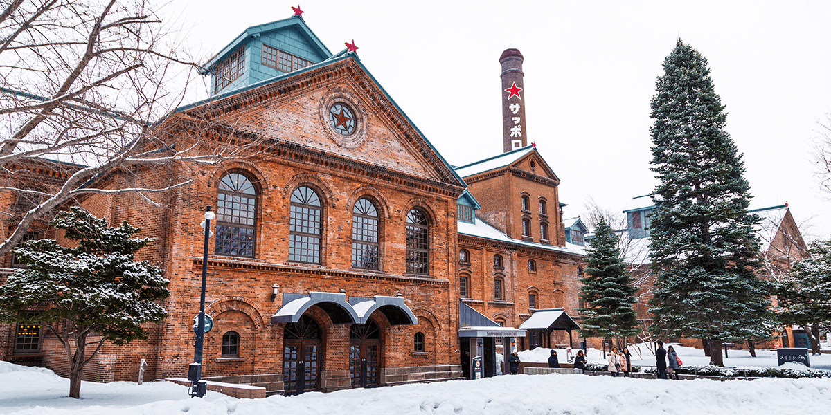 Top Things to Do in Hokkaido: Sapporo Beer Museum and Beer Garden
