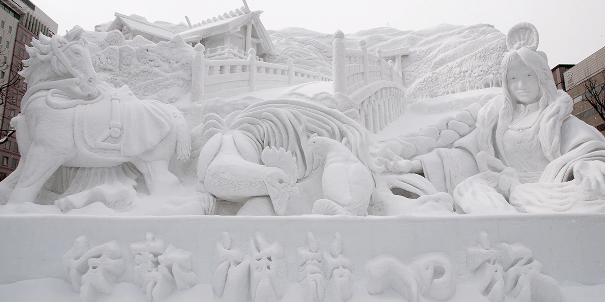 Top Things to Do in Hokkaido: Sapporo Snow Festival
