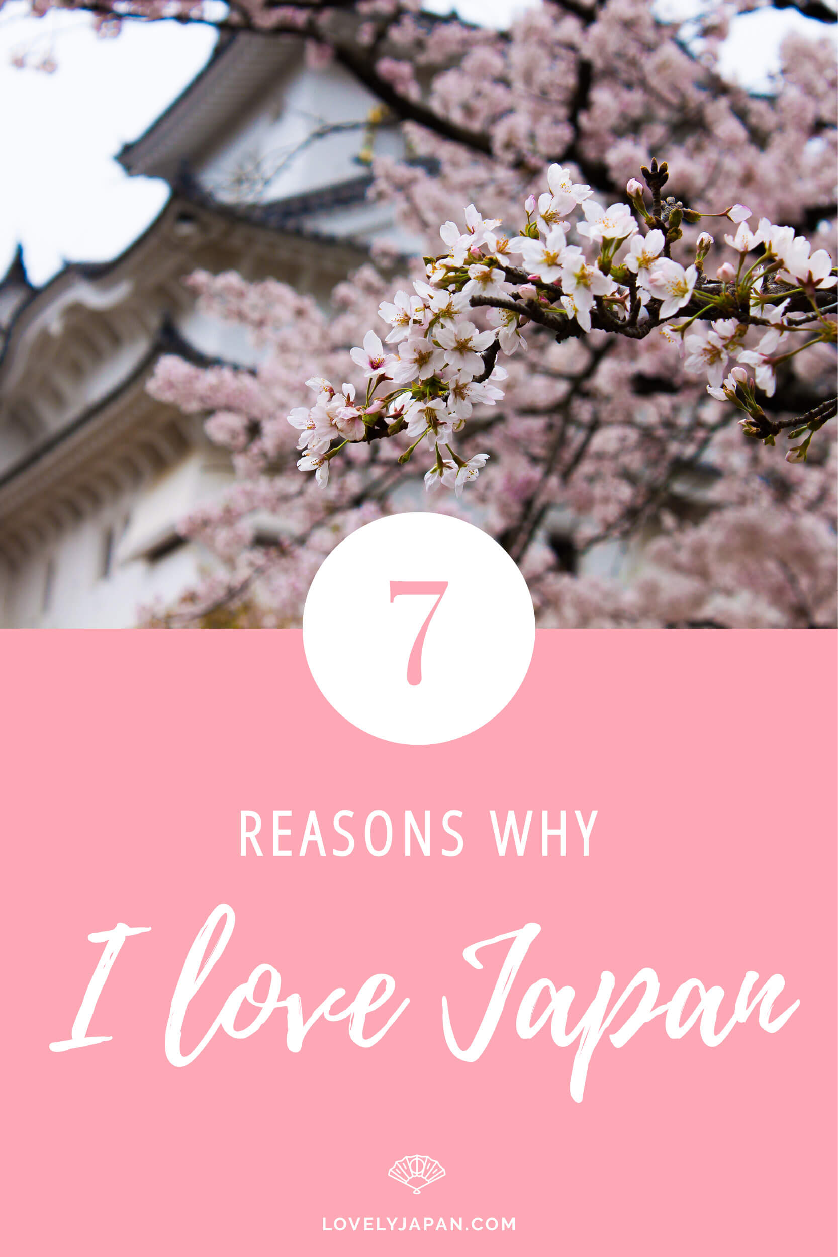 7 Reasons Why I Love Japan