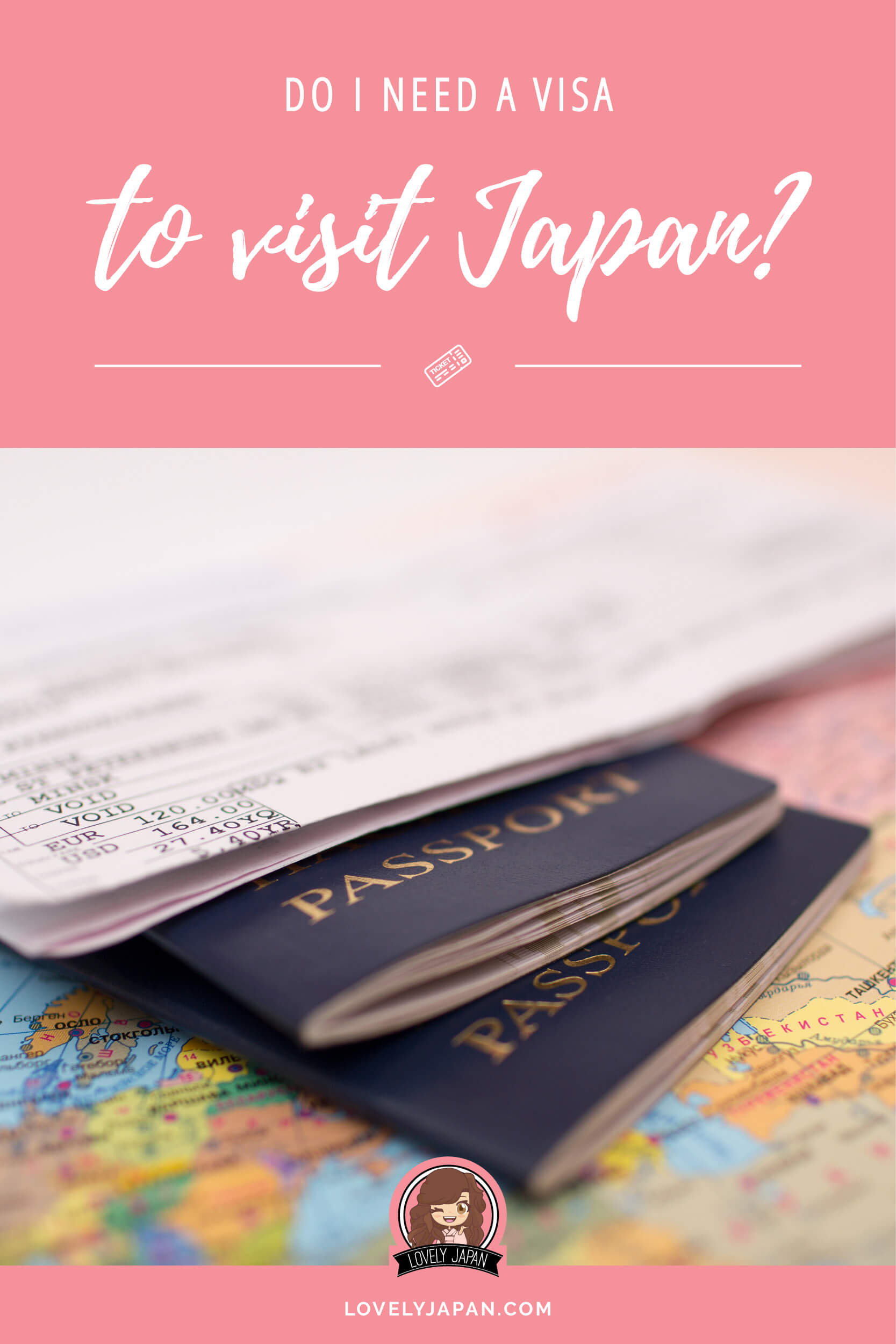 Do I need a Visa to Visit Japan?