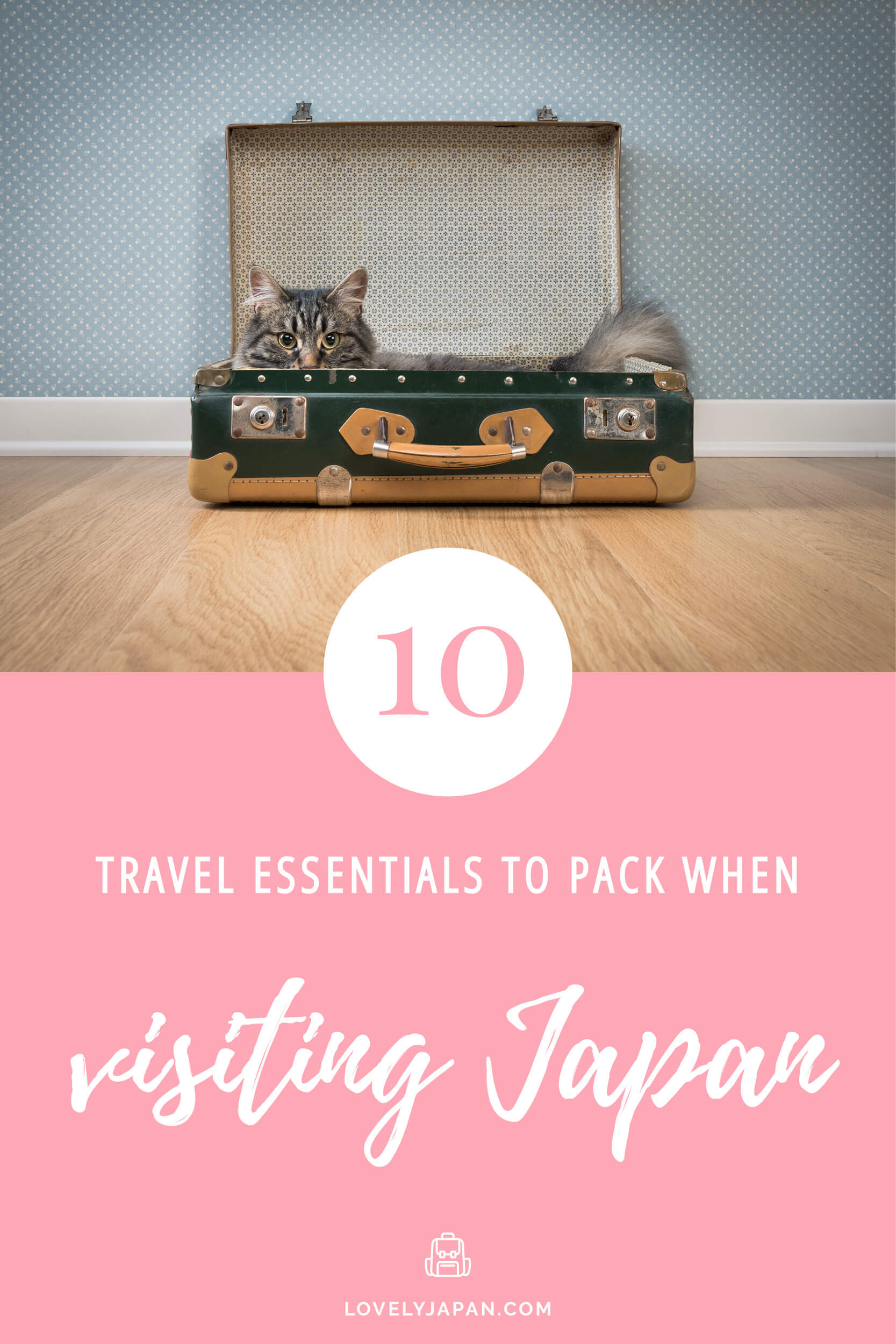 What to Pack for your Trip to Japan