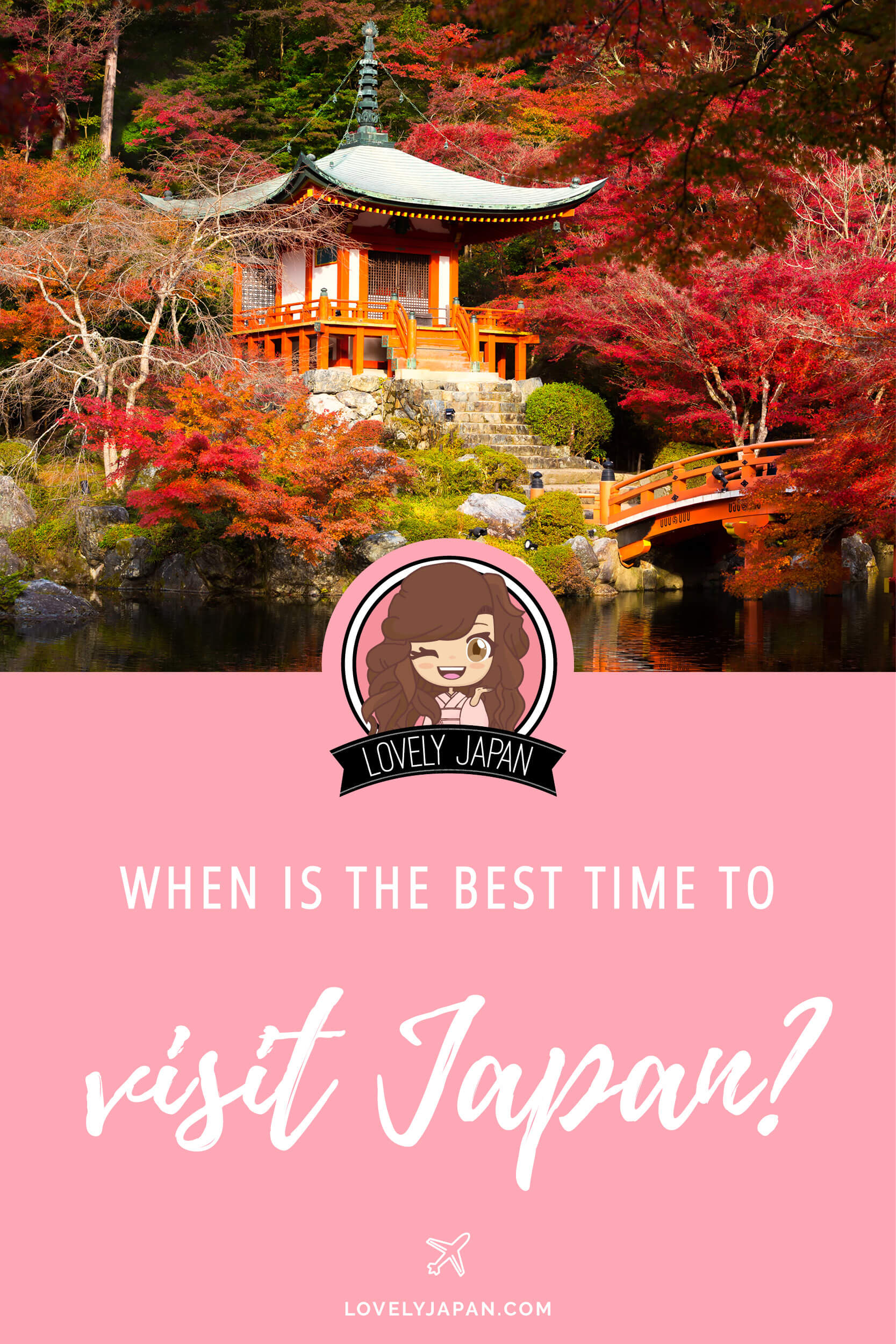 When is the Best Time to Visit Japan?