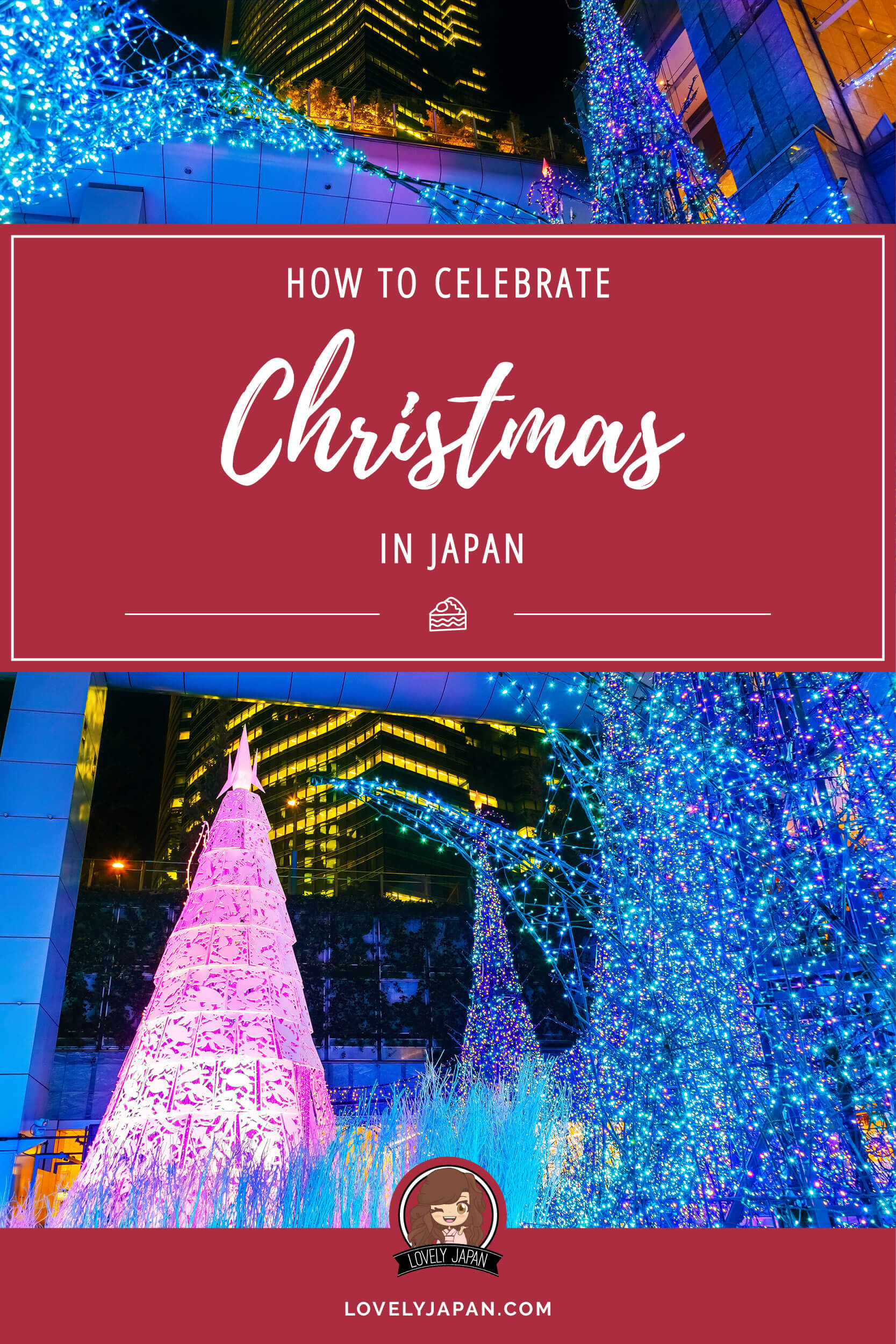 How to celebrate Christmas in Japan