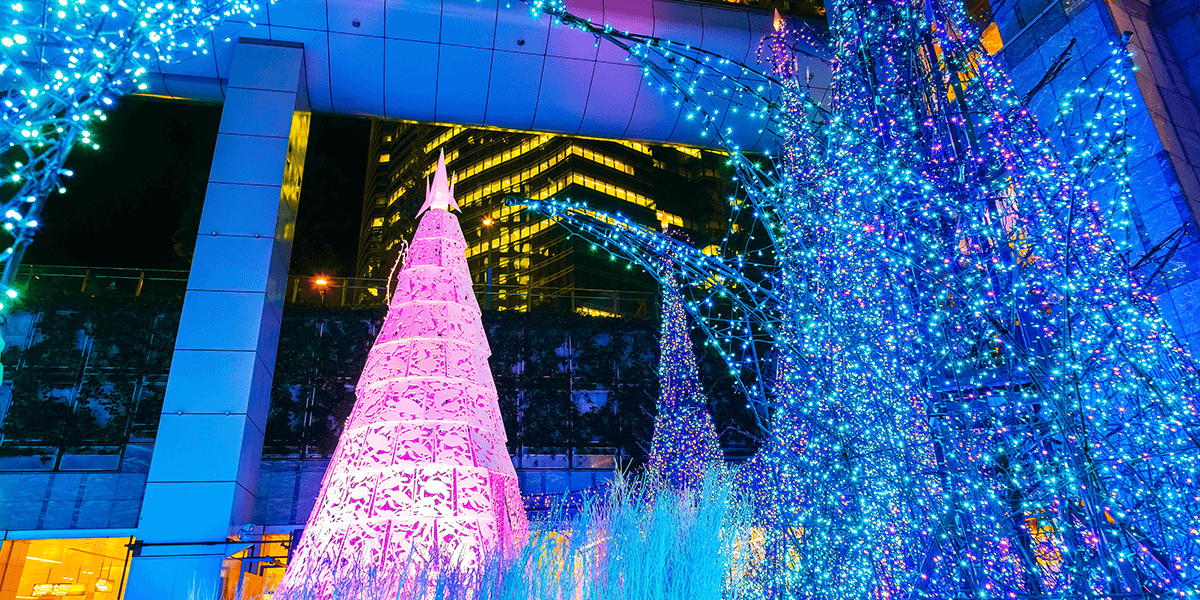 Where Is Christmas Not Celebrated.How To Celebrate Christmas In Japan Lovely Japan
