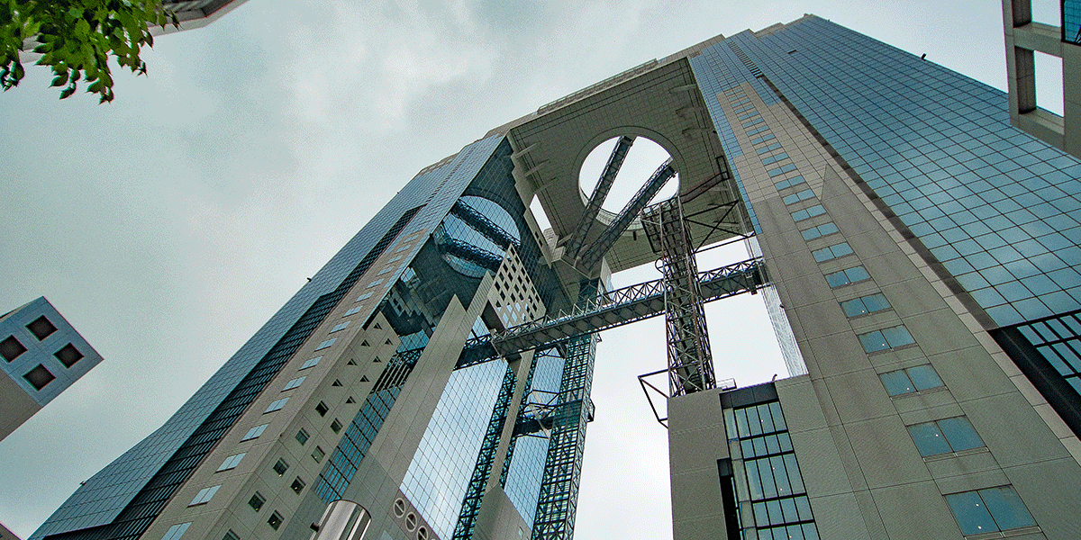 Top Things to Do in Osaka: Umeda Sky Building