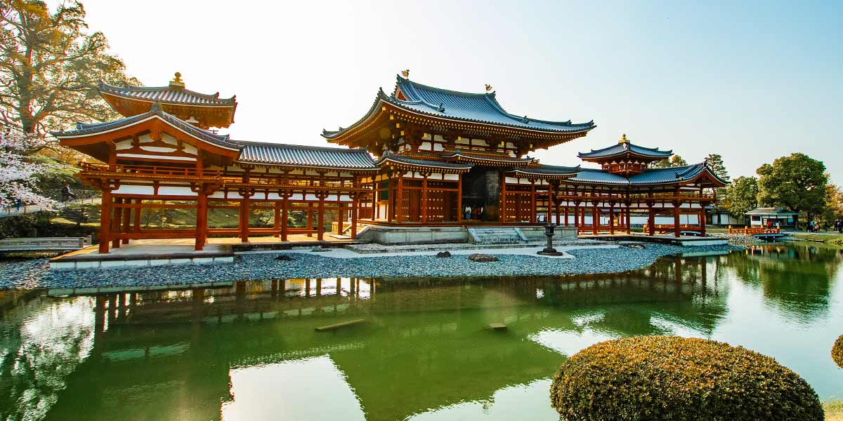 Top 25 Things to do in Kyoto: Byodin Temple