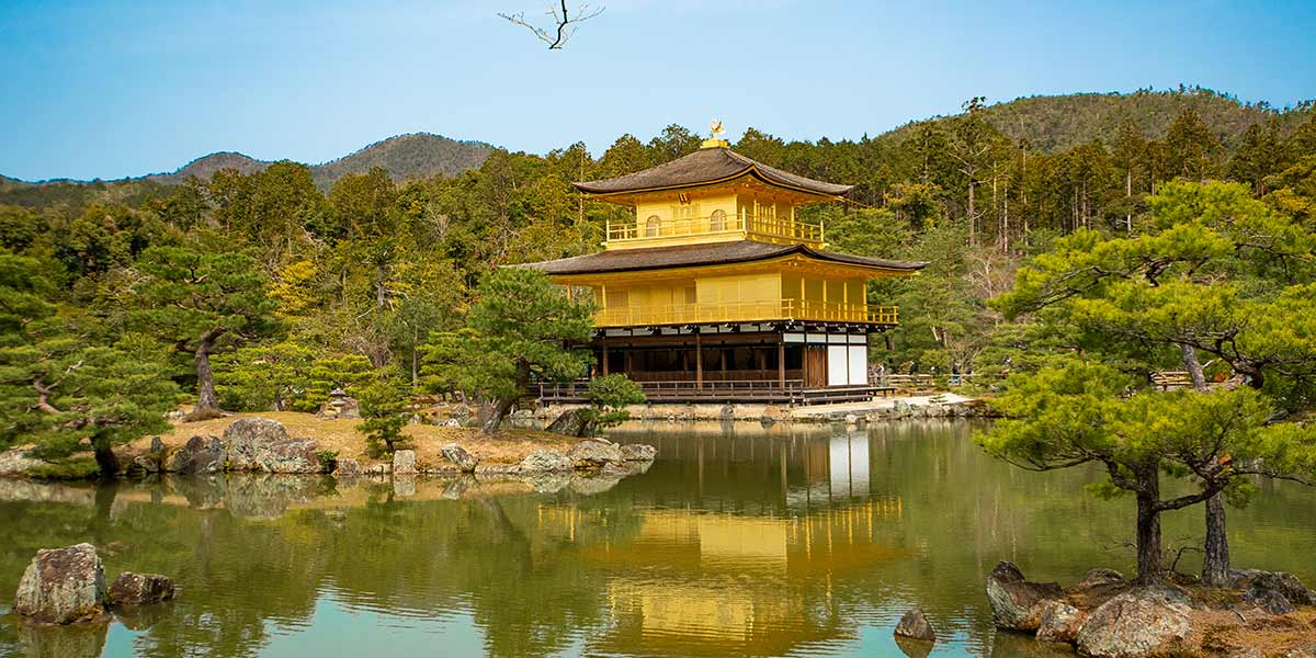 Top 25 Things to do in Kyoto: Golden Pavillion