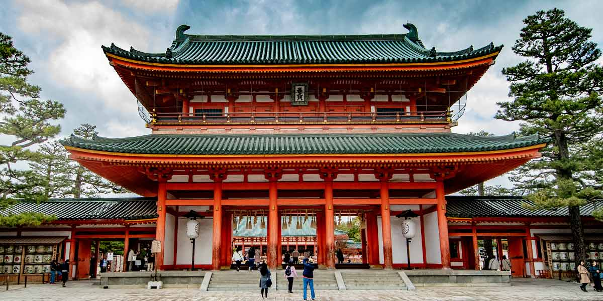 Top 25 Things to do in Kyoto: Heian Shrine