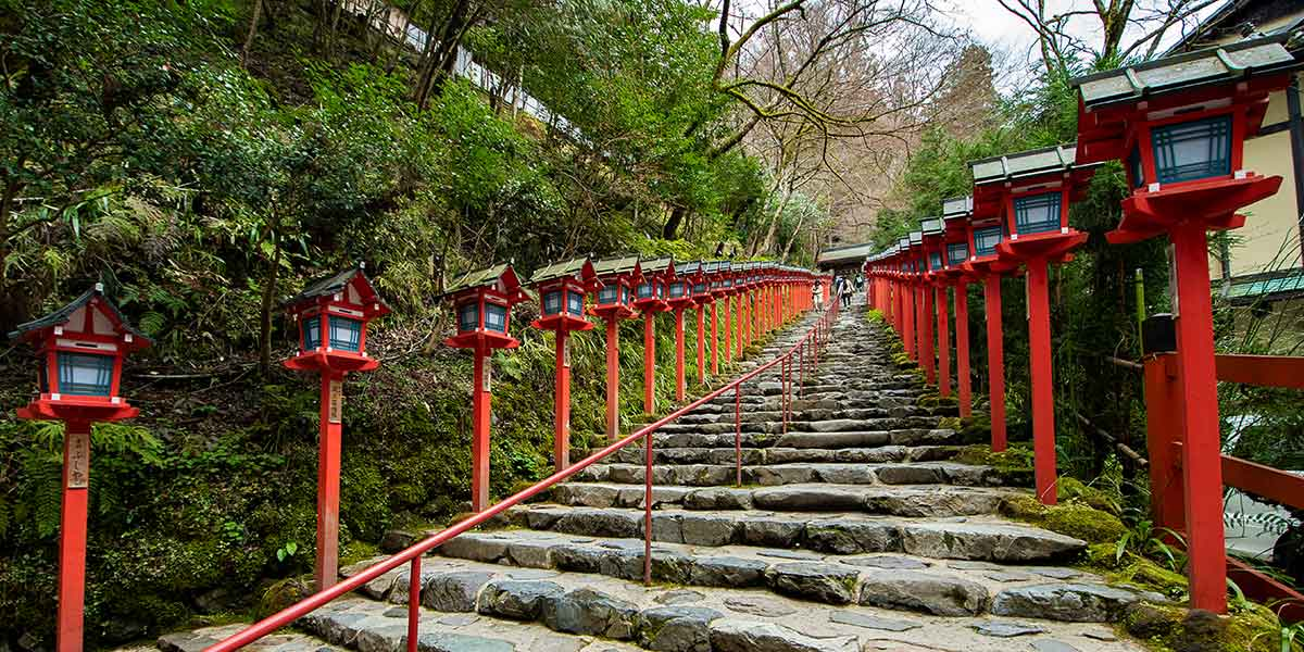 Top 25 Things to do in Kyoto: Kifune Jinja