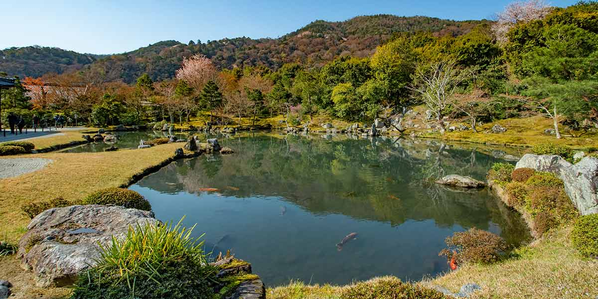 Top 25 Things to do in Kyoto: Tenryuji Temple