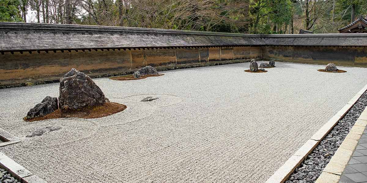 Top 25 Things to do in Kyoto: Ryoanji Temple
