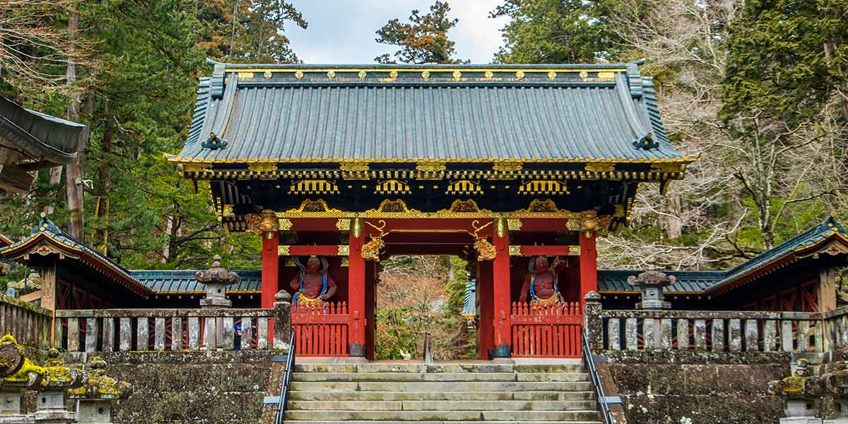 Things to do in Nikko: Rinnoji Temple