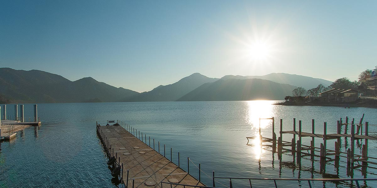 Things to do in Nikko: Sunset Pier