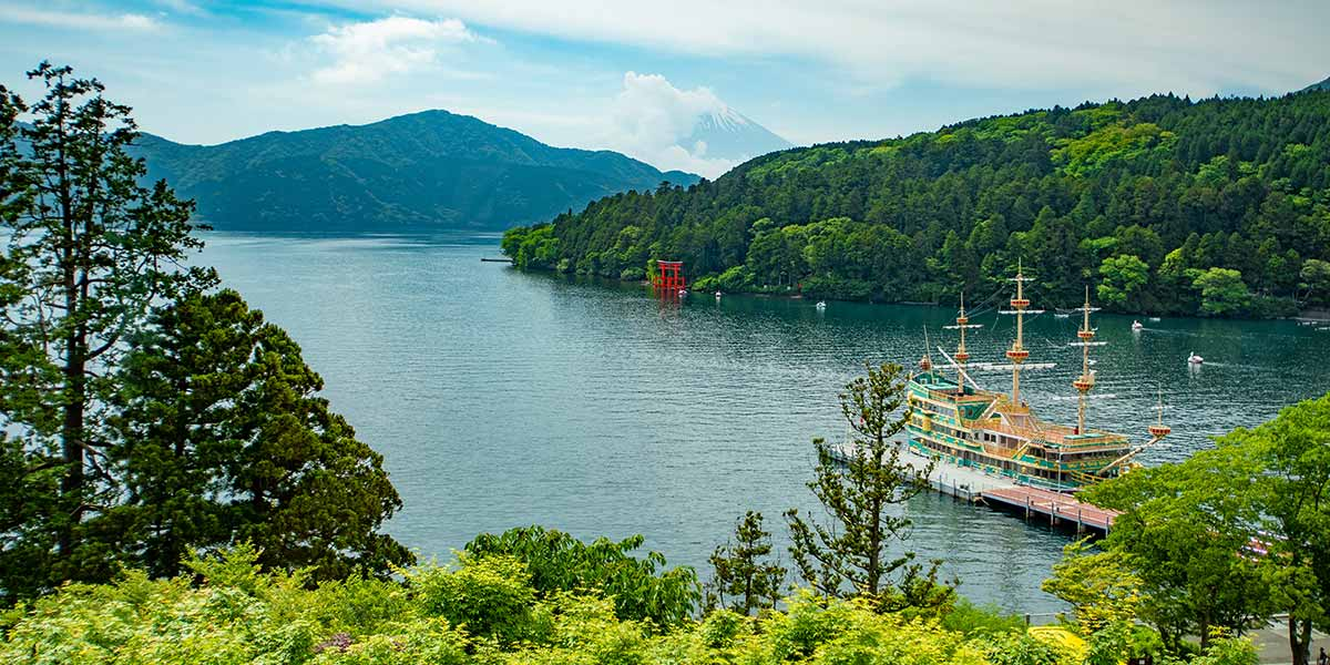 Best Places to Visit in Japan: Hakone