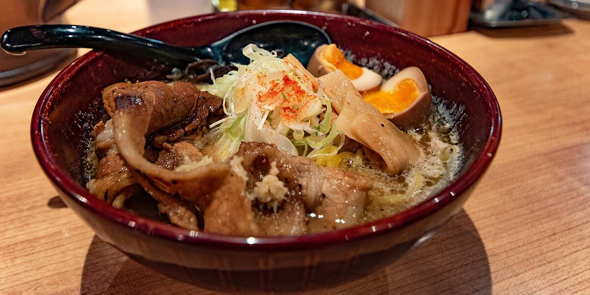 Japan Bucket List: Ramen in Fukuoka